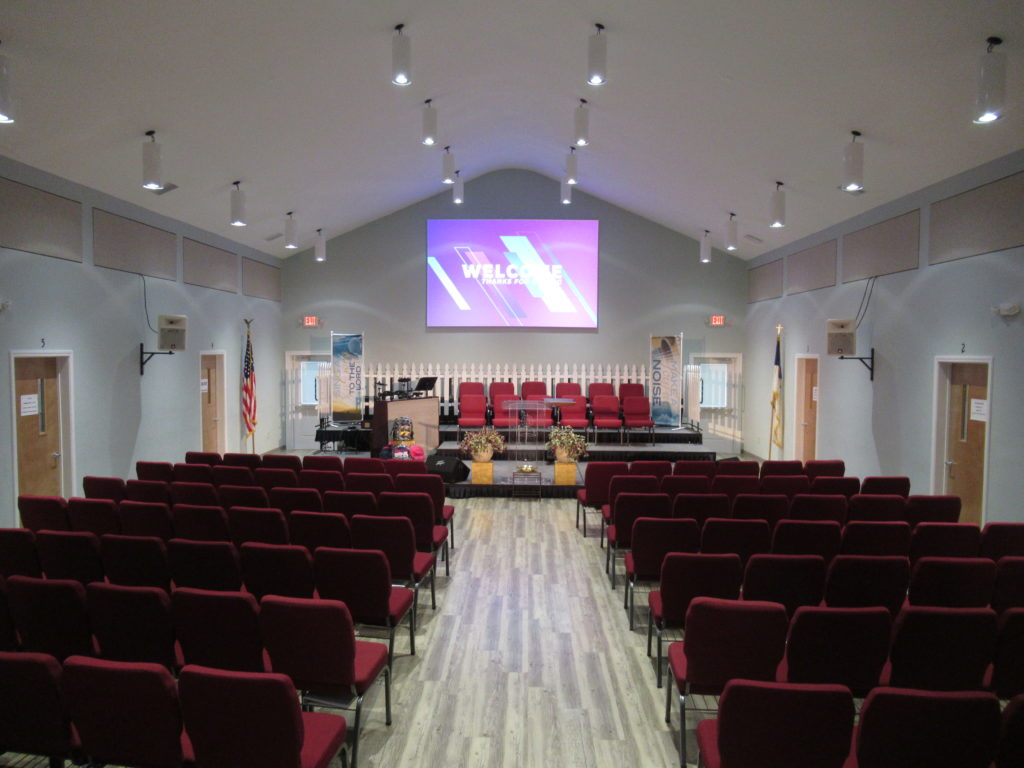 Full Multi Media Facilities
