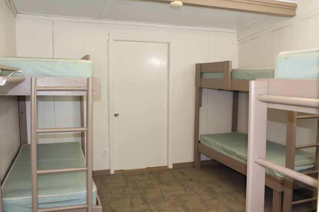 Clean Modern Rooms