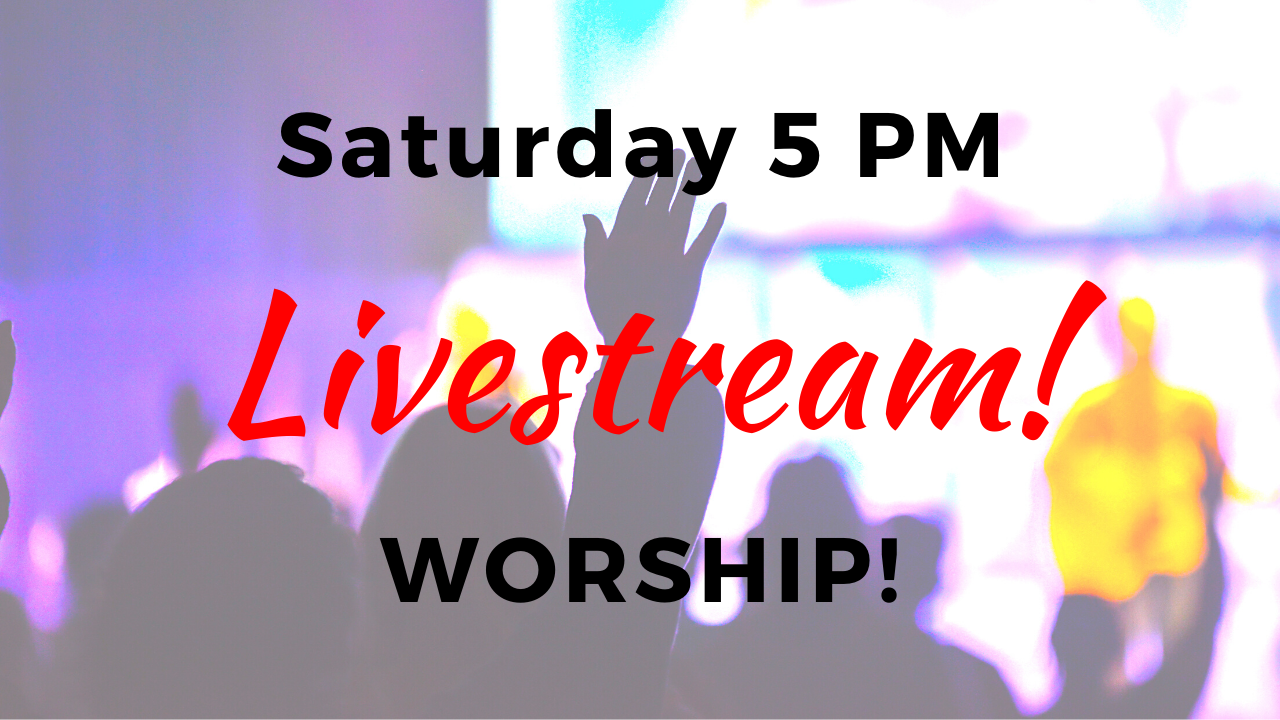Saturday 5 PM Worship @ Dauphin Island Baptist Church!